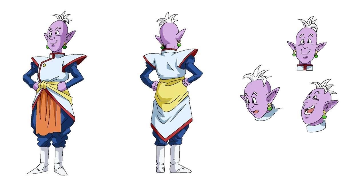Iru, le Kaioshin de l'Univers 8