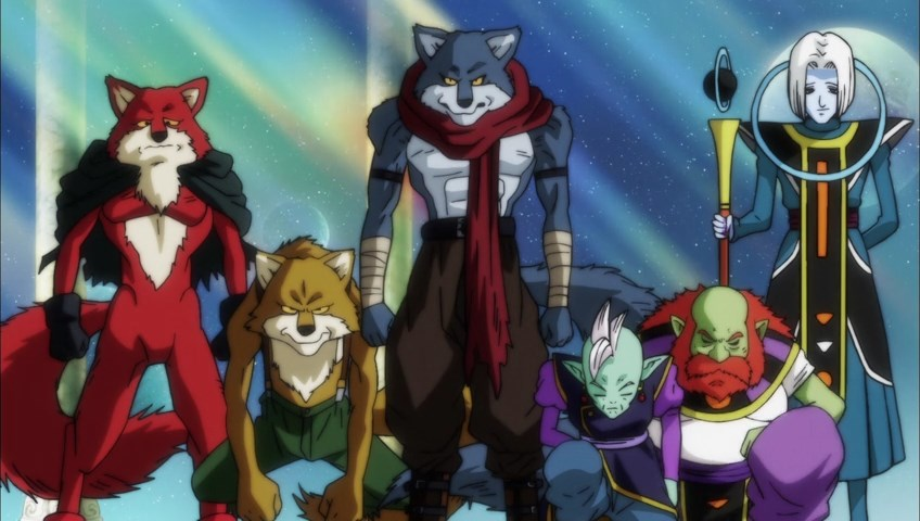 Dragon Ball Super : l'ange de l'Univers 9 s'appelle...