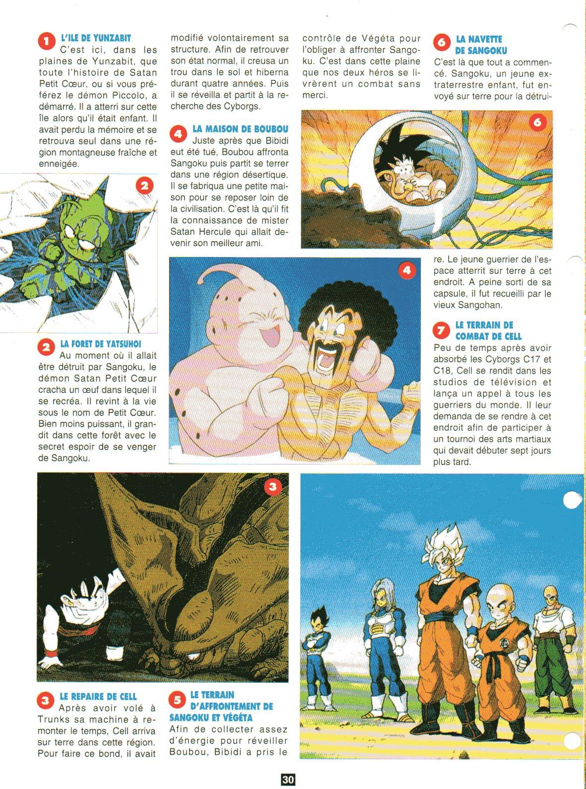 Dragon Ball Z – Nostalgie Club Do 11 - Le Dragon World