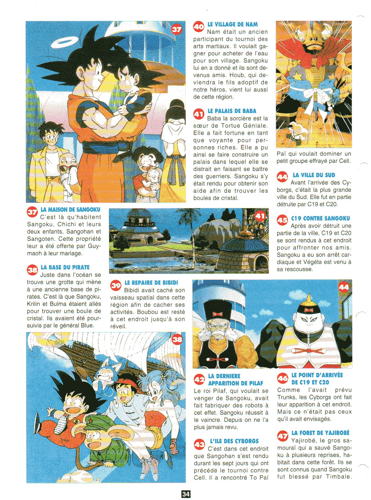 Dragon Ball Z – Nostalgie Club Do 15 - Le Dragon World