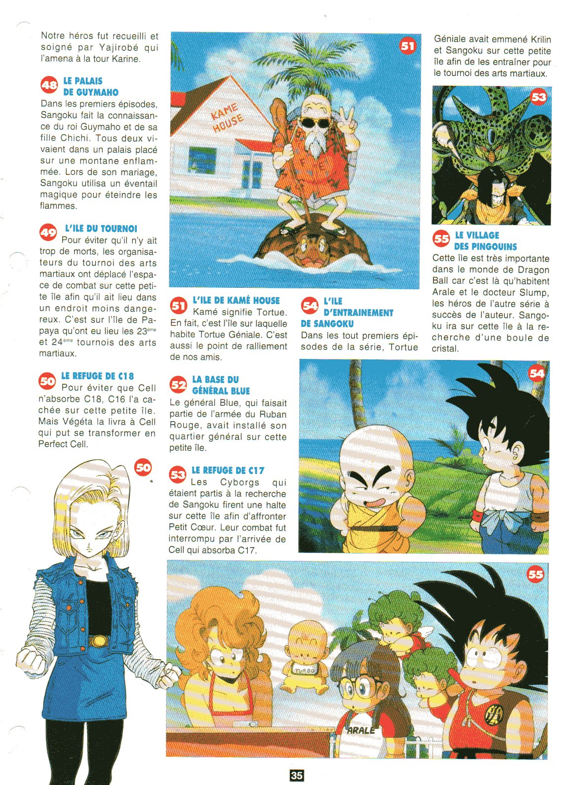 Dragon Ball Z – Nostalgie Club Do 16 - Le Dragon World