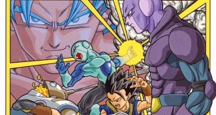 Dragon Ball Super : Le tome 2 pour le 5 Juillet 2017 en France