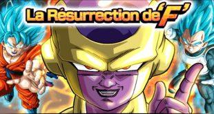 Dragon Ball Z Dokkan Battle : La Résurrection de F