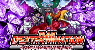 Dragon Ball Z Dokkan Battle : Plan d'Extermination des Héros - Contre Attaque Sanglante