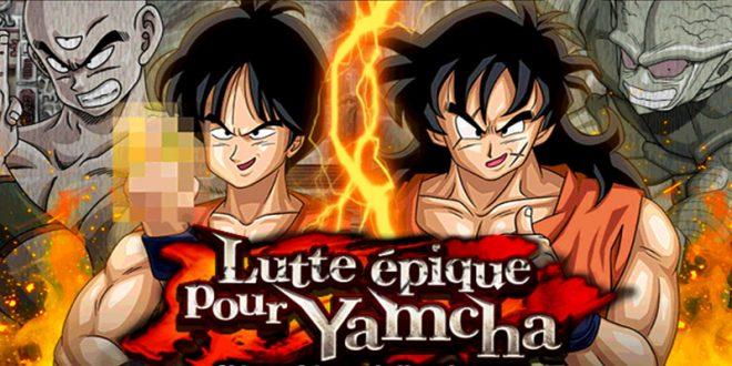 Dragon Ball Z Dokkan Battle : Lutte Épique pour Yamcha