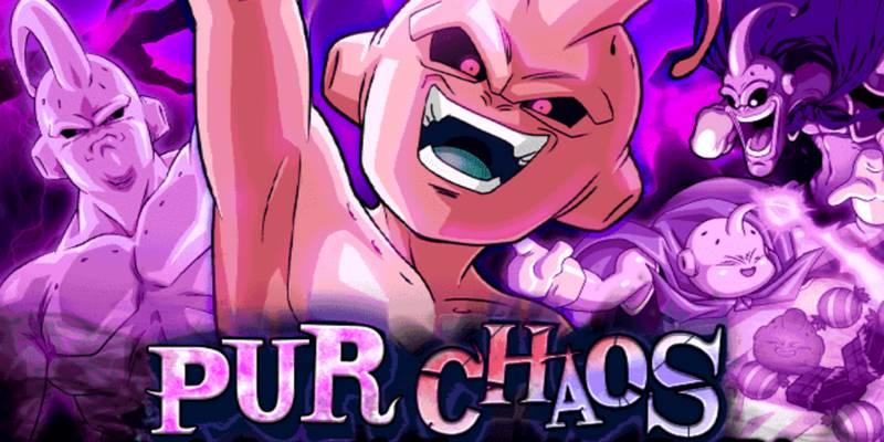 Dragon Ball Z Dokkan Battle : Pur Chaos