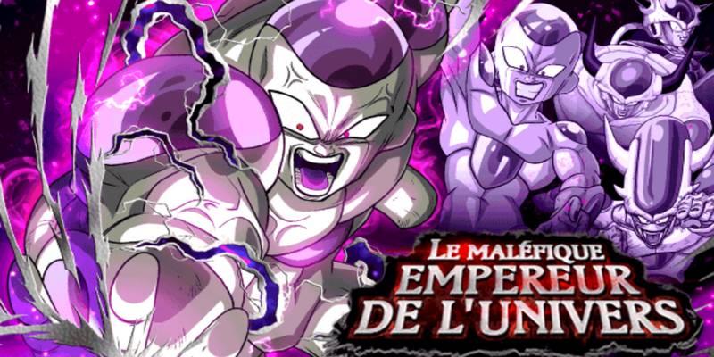 Dragon Ball Z Dokkan Battle : Le Maléfique Empereur de l'Univers