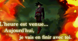 Dragon Ball Z Dokkan Battle : Gokû Black débarque !