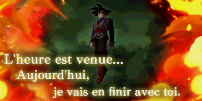 Dragon Ball Z Dokkan Battle : Gokû Black débarque !