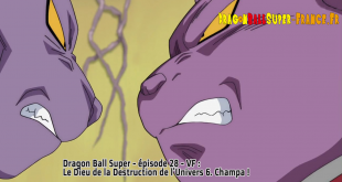 Dragon Ball Super Épisode 28 : Diffusion française