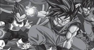 Manga Dragon Ball Super en français : premier chapitre en ligne
