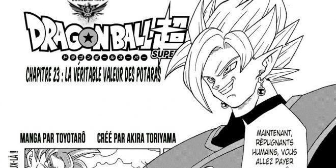 Dragon Ball Super Chapitre 23 VF