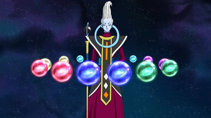 Dragon Ball Super : Classement des Univers