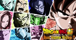 Date de sortie de la BOX 7 DVD Blu-Ray Dragon Ball Super