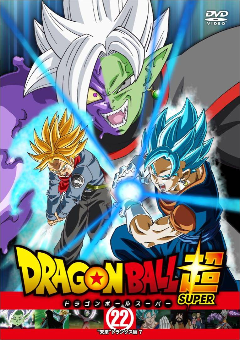 Dragon Ball Super DVD 22