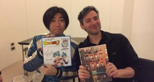Dragon Ball Super : Interview de Toyotaro au Napoli Comicon 2017