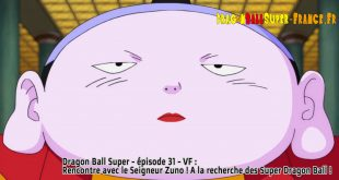 Dragon Ball Super Épisode 31 : Diffusion française