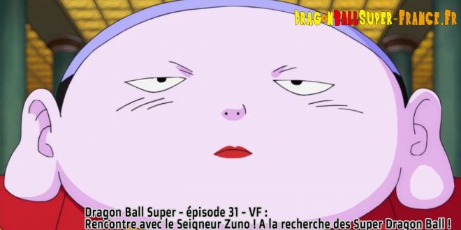 Dragon Ball Super Épisode 31 : Diffusion française