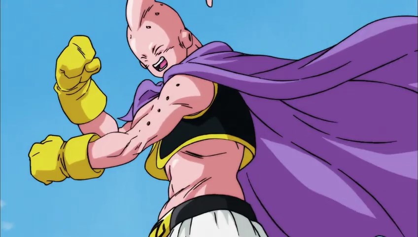 Dragon Ball Super : Majin Buu maigre