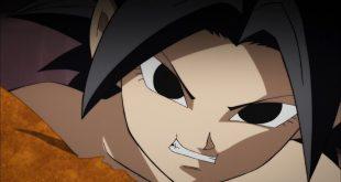 """""""Caulifla"""" La nouvelle femme Saiyan dans l'épisode 88 de Dragon Ball Super"""