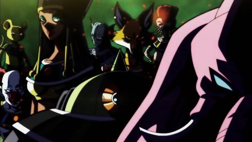 Dragon Ball Super : Tous les Dieux de la Destruction, Anges et Kaioshin présentés