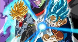 Dragon Ball Super : Annonce des DVD 22 et 23 au Japon