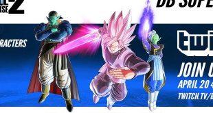 Dragon Ball Xenoverse 2 : Un LIVE pour le DLC 3 le 20 avril