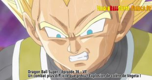 Dragon Ball Super Épisode 36 : Diffusion française