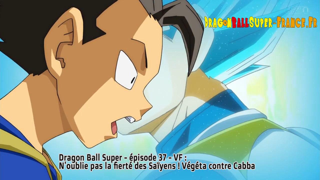 Dragon Ball Super Épisode 37 : Diffusion française