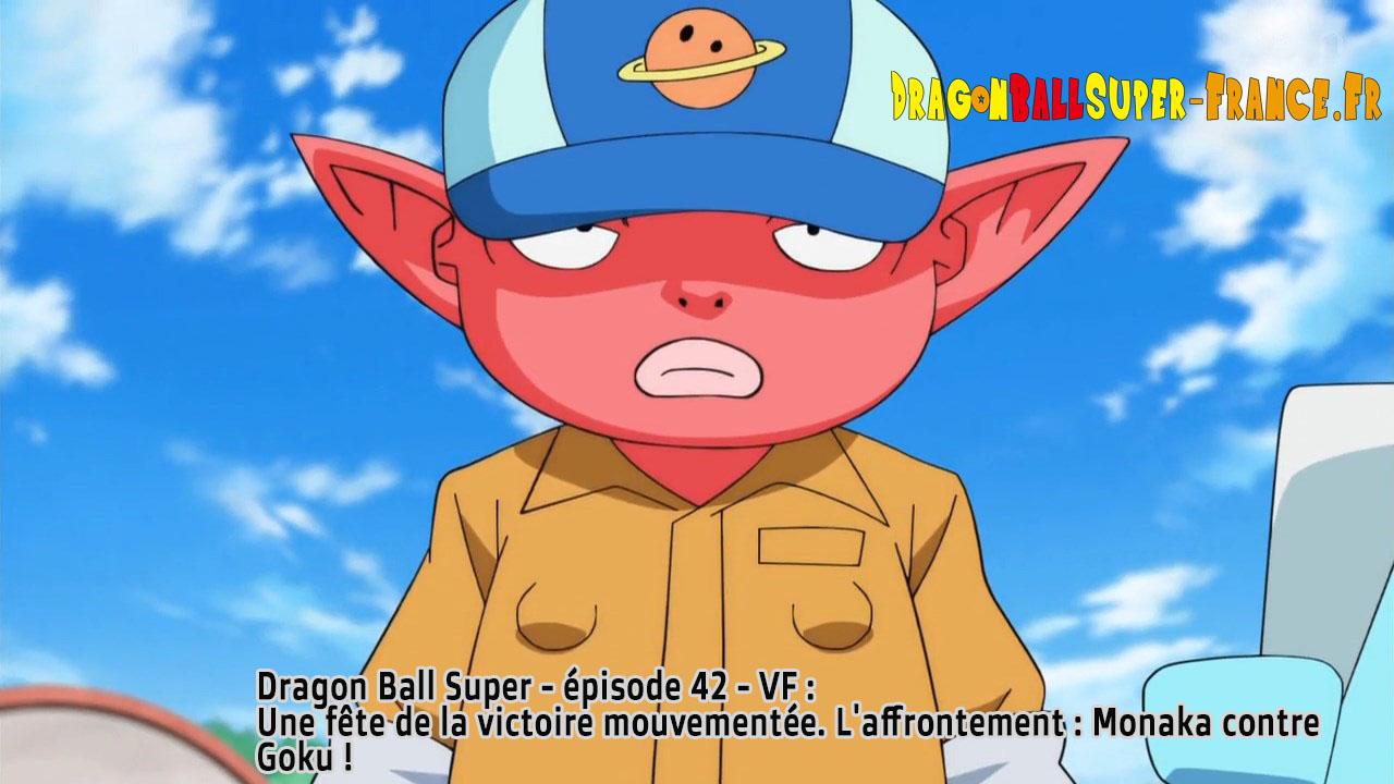 Dragon Ball Super Épisode 42 : Diffusion française