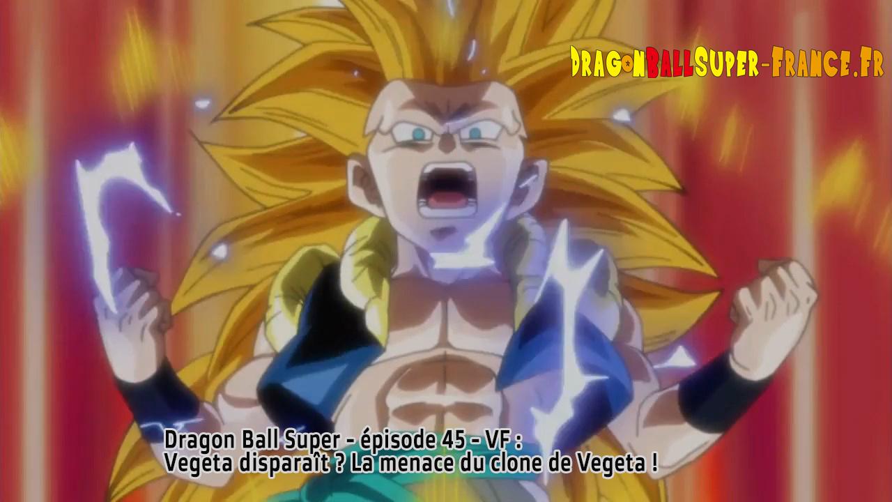 Dragon Ball Super Épisode 45 : Diffusion française