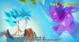 Dragon Ball Super Épisode 46 : Diffusion française
