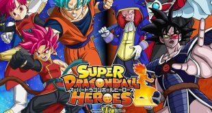 Date de sortie et histoire de la Mission 4 de Super Dragon Ball Heroes