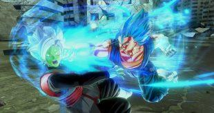 Dragon Ball Xenoverse 2 : Nouvelles images du DLC 4