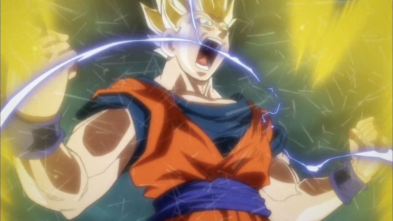 Dragon Ball Super Gohan Super Sayen 2