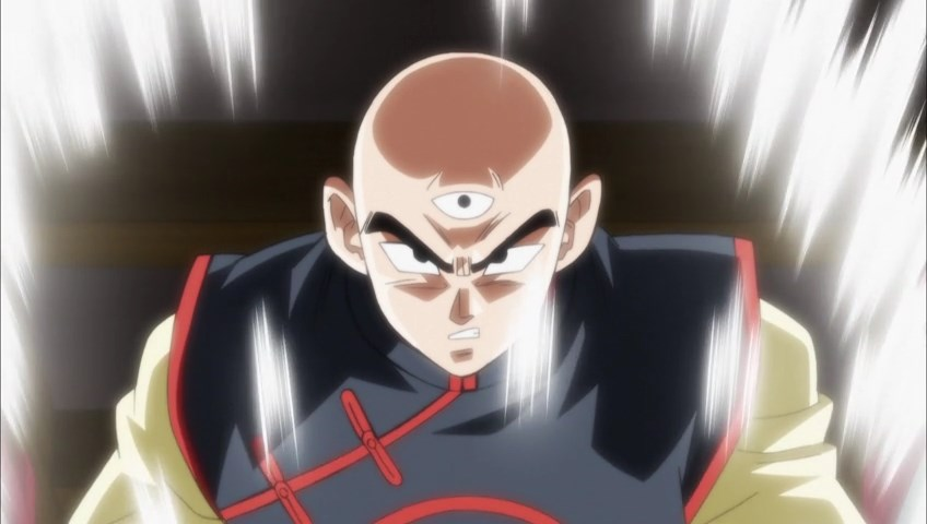 Dragon Ball Super : TenShinHan