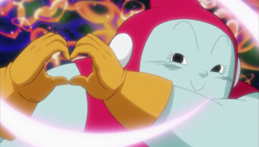 Dragon Ball Super - Brianne de château de l'univers 2