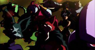Dragon Ball Super : Kale de l'univers 6 et Damon de l'univers 4 leakés