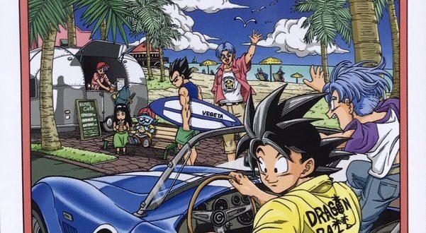 Manga Dragon Ball Super : Infos, couverture et précommandes du tome 3