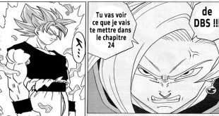 chapitre 24 du manga Dragon Ball Super