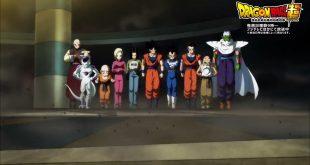 Dragon Ball Super : Nouvelle vidéo de présentation des guerriers de l'Univers 7