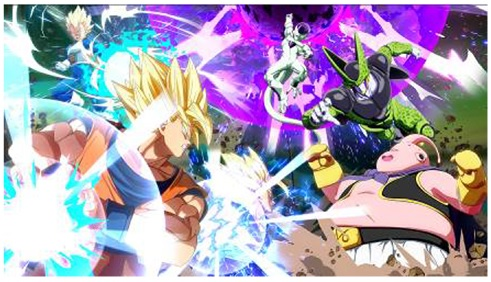 Dragon Ball FighterZ prévu pour 2018 sur PS4, Xbox One et PC par Arc System Works