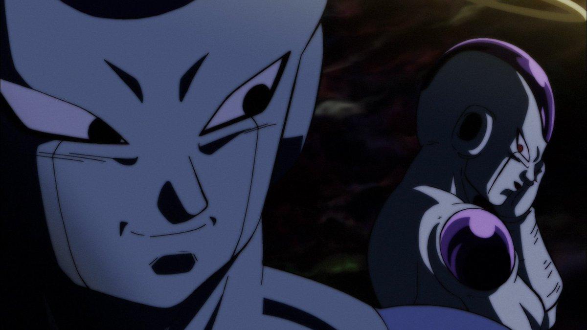 Frost e Freeza (Dragon Ball Super - Episódio 96)