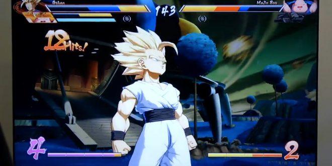 Dragon Ball FighterZ : Nouvelle vidéo de Gameplay inédite