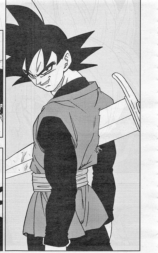 dragon ball super manga 25