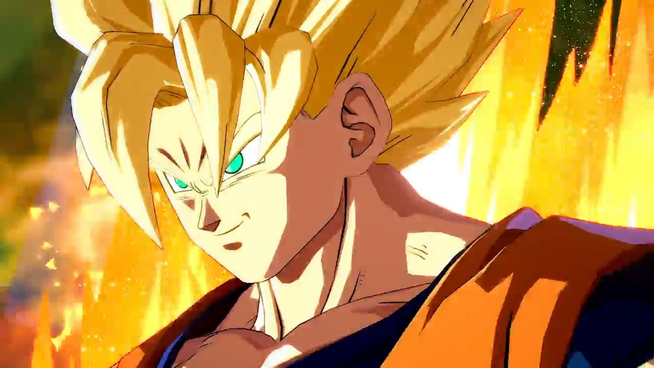 Dragon Ball FighterZ - Goku SSJ