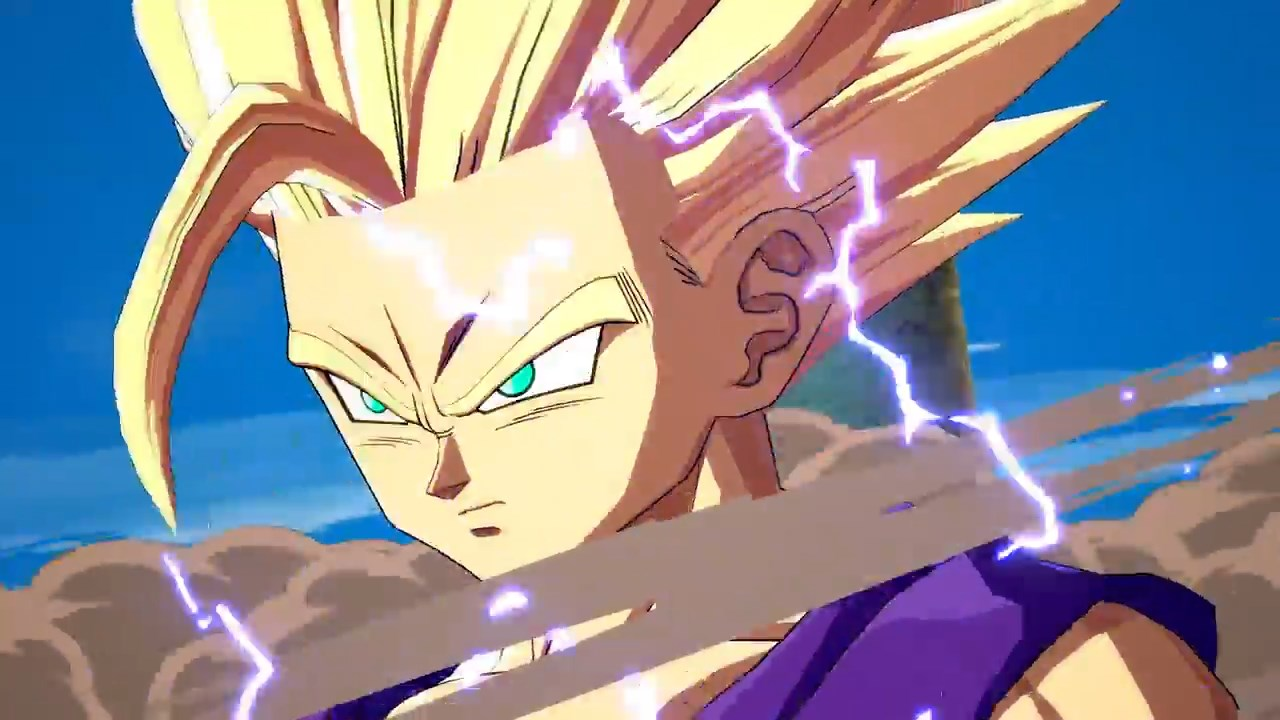 Dragon Ball FighterZ - Gohan SSJ2