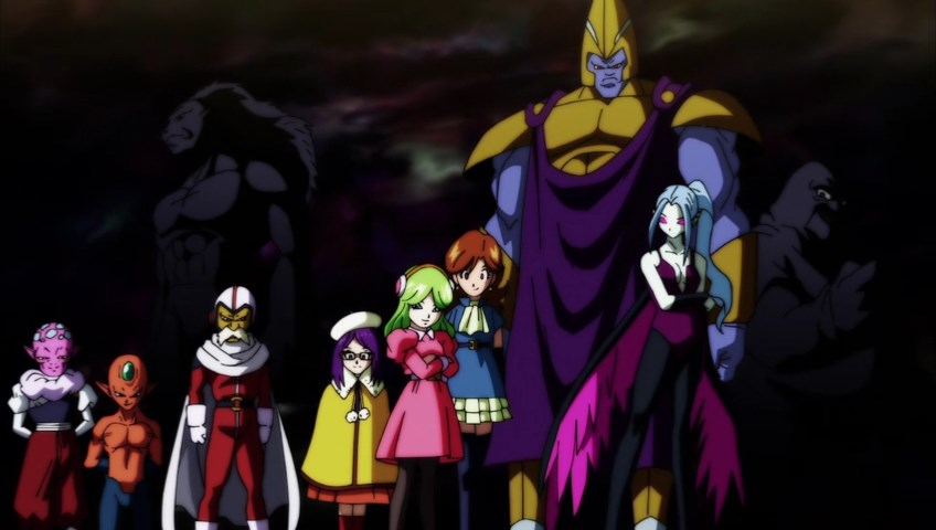 Dragon Ball Super : Team Univers 2