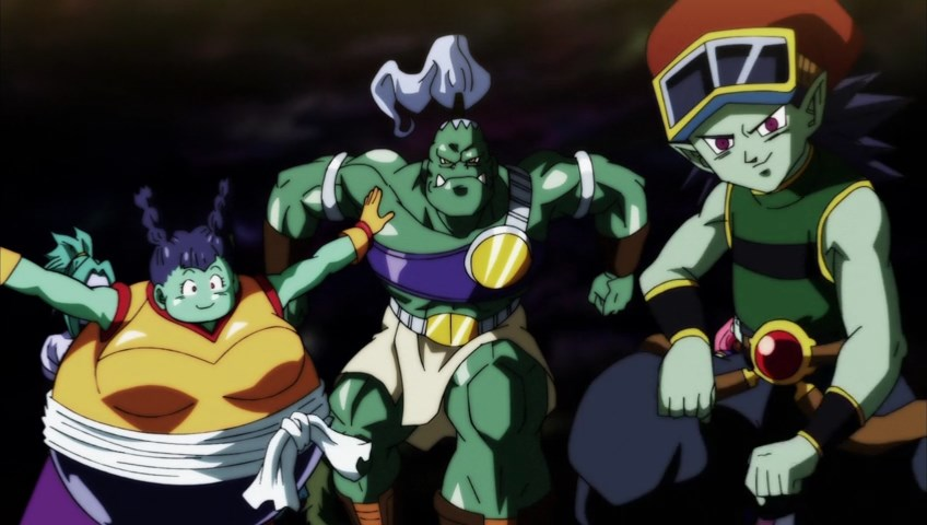 Dragon Ball Super : Team Univers 4