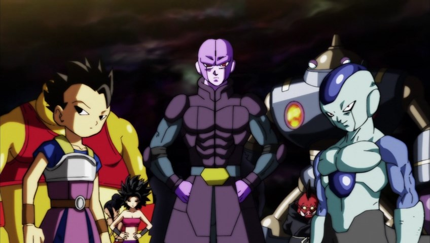 Dragon Ball Super : Team Univers 6